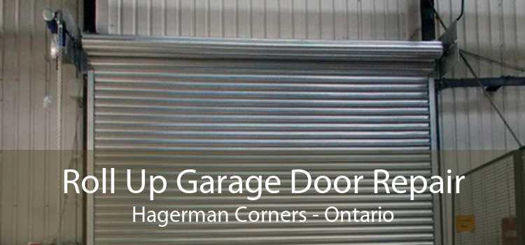 Roll Up Garage Door Repair Hagerman Corners - Ontario