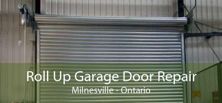 Roll Up Garage Door Repair Milnesville - Ontario