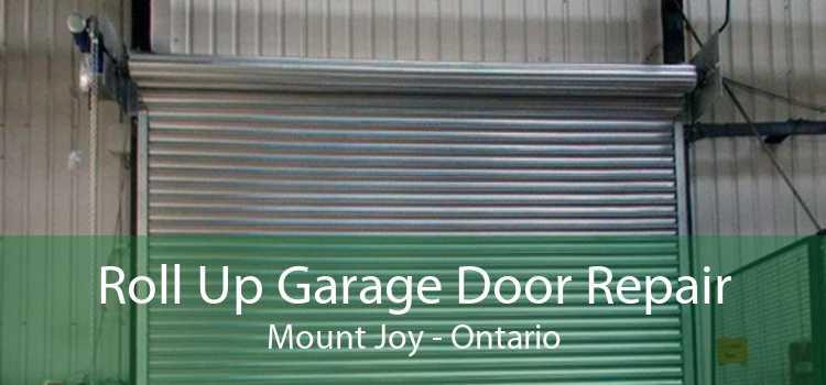 Roll Up Garage Door Repair Mount Joy - Ontario