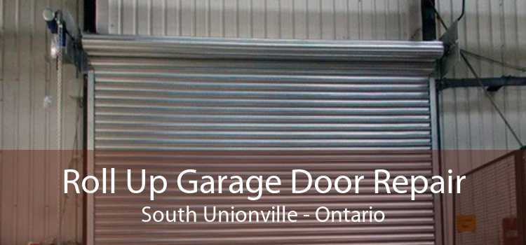 Roll Up Garage Door Repair South Unionville - Ontario