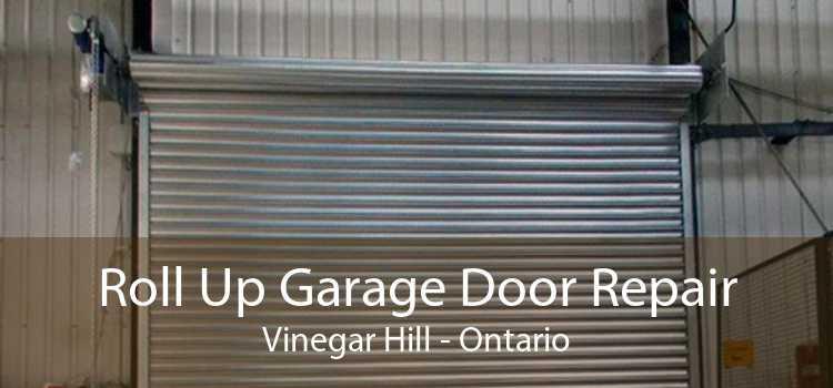 Roll Up Garage Door Repair Vinegar Hill - Ontario