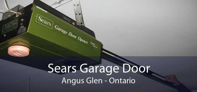 Sears Garage Door Angus Glen - Ontario