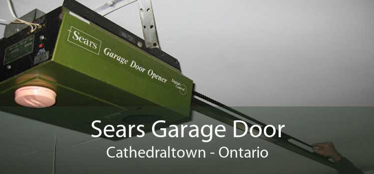 Sears Garage Door Cathedraltown - Ontario