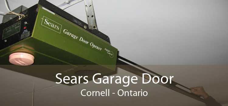 Sears Garage Door Cornell - Ontario