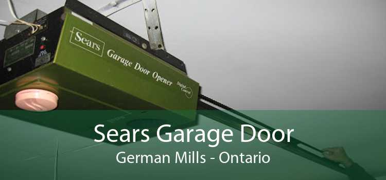 Sears Garage Door German Mills - Ontario