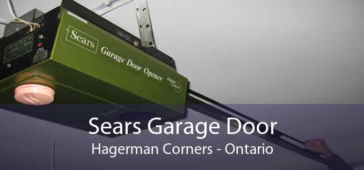 Sears Garage Door Hagerman Corners - Ontario