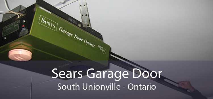 Sears Garage Door South Unionville - Ontario