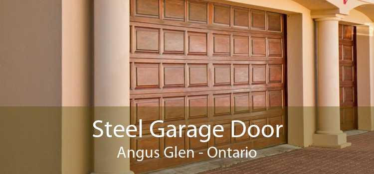 Steel Garage Door Angus Glen - Ontario