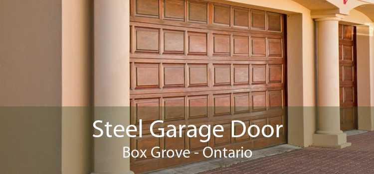 Steel Garage Door Box Grove - Ontario