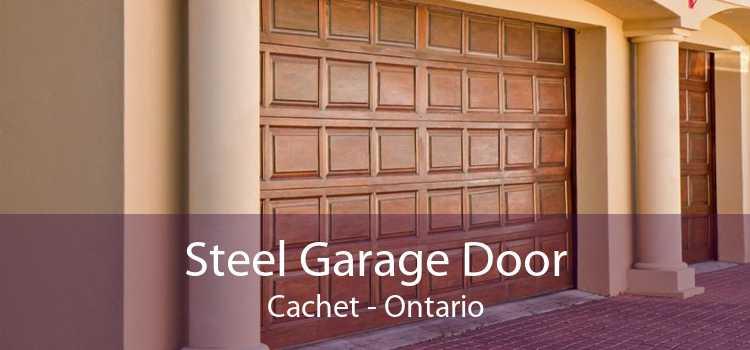 Steel Garage Door Cachet - Ontario