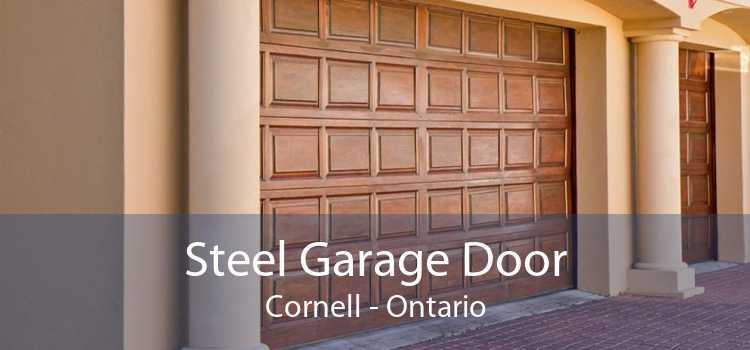 Steel Garage Door Cornell - Ontario