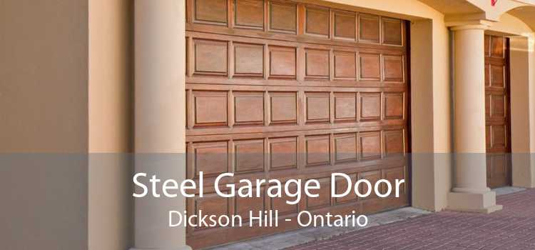 Steel Garage Door Dickson Hill - Ontario