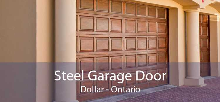 Steel Garage Door Dollar - Ontario
