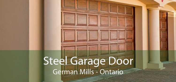 Steel Garage Door German Mills - Ontario