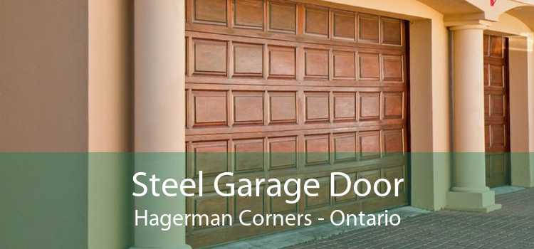 Steel Garage Door Hagerman Corners - Ontario
