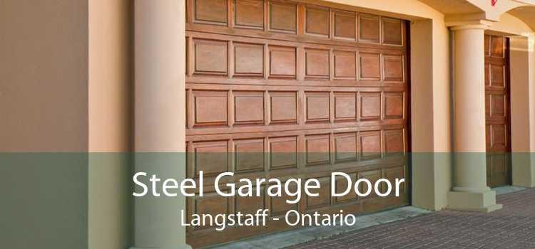 Steel Garage Door Langstaff - Ontario
