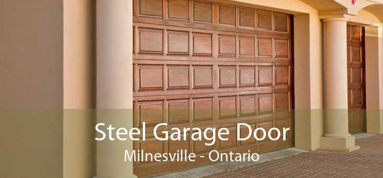 Steel Garage Door Milnesville - Ontario