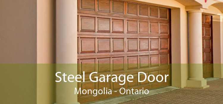 Steel Garage Door Mongolia - Ontario