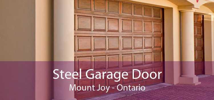 Steel Garage Door Mount Joy - Ontario