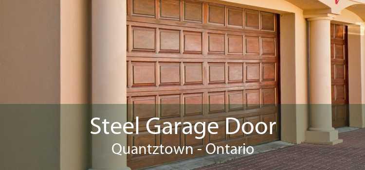 Steel Garage Door Quantztown - Ontario