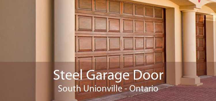 Steel Garage Door South Unionville - Ontario