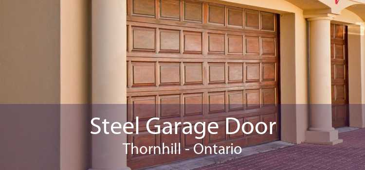 Steel Garage Door Thornhill - Ontario