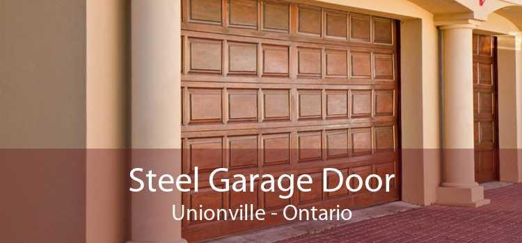 Steel Garage Door Unionville - Ontario