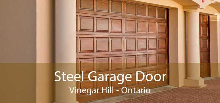 Steel Garage Door Vinegar Hill - Ontario