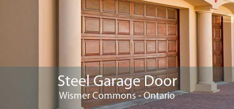 Steel Garage Door Wismer Commons - Ontario