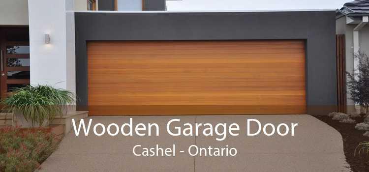 Wooden Garage Door Cashel - Ontario